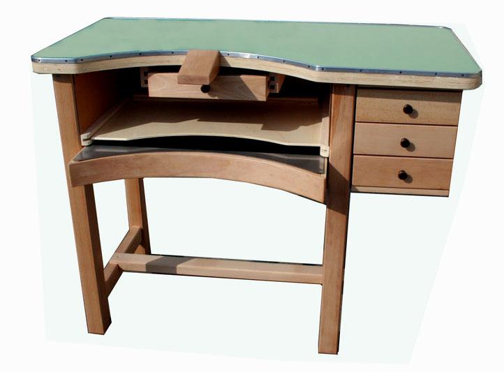 Banchi Da Lavoro Per Odontotecnici Nuovi : Banco da lavoro legno mod p cassetti orafoshop
