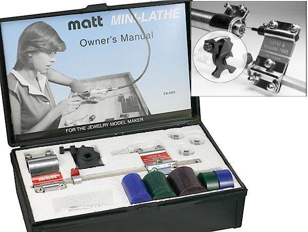 Tornio matt mini lathe orafoshop for Mini tornio proxxon